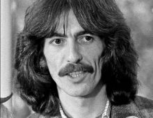 "George Harrison @ 75: ""They say it's your birthday"""