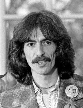 George Harrison @ 75