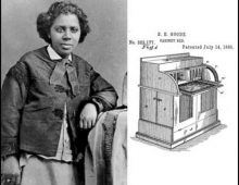 Sarah Elisabeth Goode was the first African-American woman to receive a United States patent