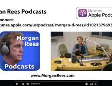 Morgan Rees Launches Podcasts Episodes on Apple Connect