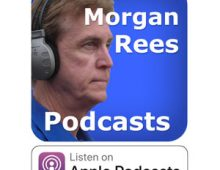 Morgan Rees Launches Podcasts Episodes on Apple iTunes Podcast Connect: