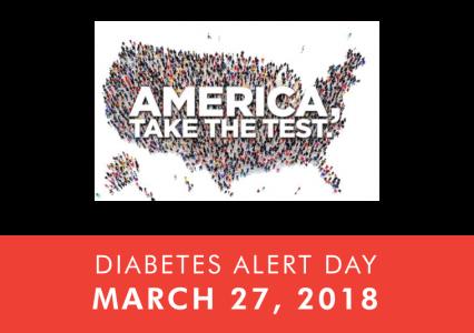 American Diabetes Alert Day,