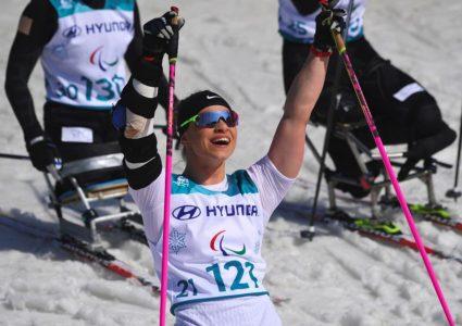 Oksana Masters took long road from Ukrainian orphanage to Paralympic stardom
