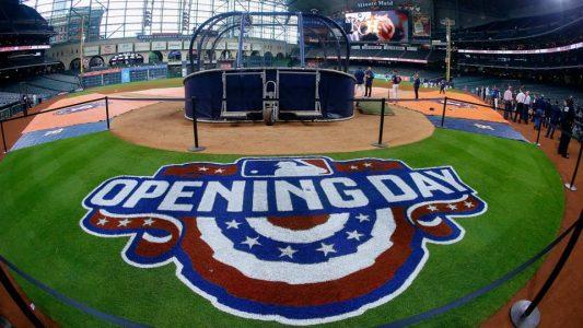 2018 Major League Baseball season begins March 29