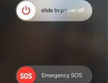 iPhone's Emergency SOS feature – Get help in an emergency situation!