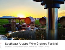 Southeast Arizona Wine Growers Festival – 2018 March 10 – March 11