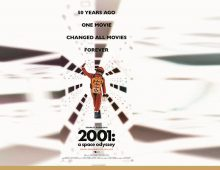 2001: A Space Odyssey – 50th Anniversary