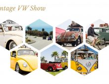 VW Classic Car Show: Saturday May 5th, 2018 7:00am Pismo Pier Pismo Beach, CA