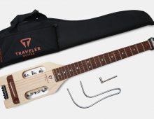 Traveler Guitar: A blend of Art & Science