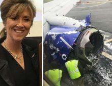 Tammie Jo Schults: Southwest pilot is a Hero for safe landing