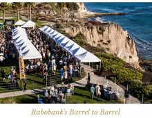Rabobank's Barrel to Barrel – Sunday, May 6, 2018 The Cliffs Resort, Pismo Beach