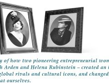 The Powder & the Glory (the Elizabeth Arden & Helena Rubinstein story) on PBS