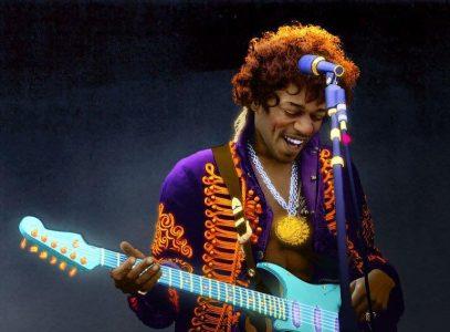 Jimi Hendrix Factoids