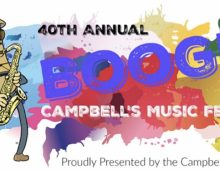 Campbell's Music Festival: May 19 & 20, 2018