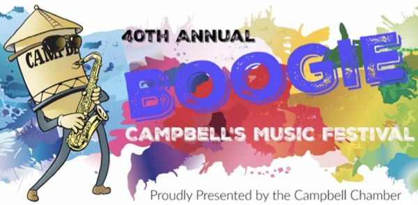 Campbell's Music Festival May 19 & 20, 2018