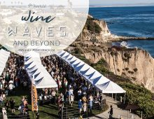 Wine, Waves & Beyond in San Luis Obispo: Fri, May 4 – Sun, May 6, 2018