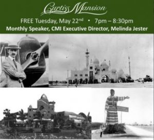 Glenn Curtiss' (founder of Miami Springs) 140th Birthday Commemoration