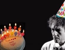 Bob Dylan's 77th Birthday