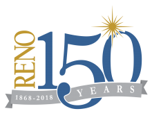 Reno turns 150