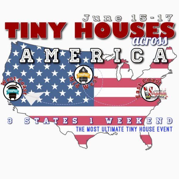 Tiny House & Simple Living festival- June 15, 16, & 17, 2018