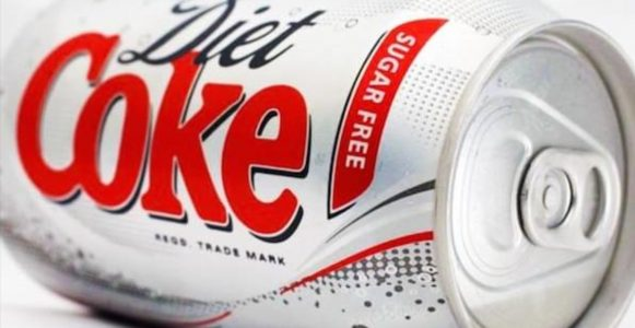 One Diet Drink Daily Can 3X Risk Of Stroke and Dementia