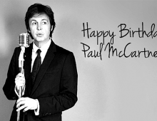 Paul McCartney Turns 76
