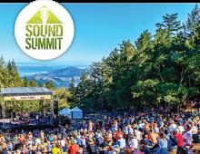 SOUND SUMMIT – Saturday, September 8, 2018