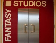 Fantasy Studios, is closing (internationally renowned film and music studio)