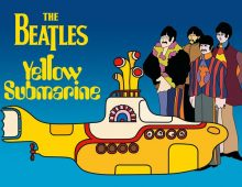 50 YEARS AGO: THE BEATLES 'YELLOW SUBMARINE' WAS RELEASED.