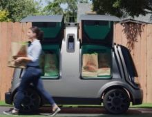 Kroger's autonomous grocery delivery kicks off in Arizona