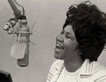 Aretha Franklin songs recorded at Criteria Recording Studios in Miami