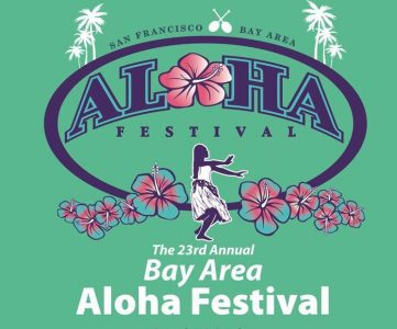 Bay Area Aloha Festival - August 11-12, 2018