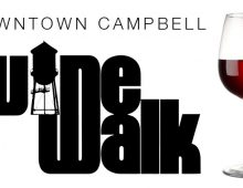 2018 Downtown Campbell Fall Wine Walk – Wednesday, Sept. 26, 2018 – 6:00pm