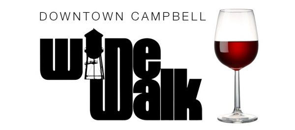 2018 Downtown Campbell Fall Wine Walk