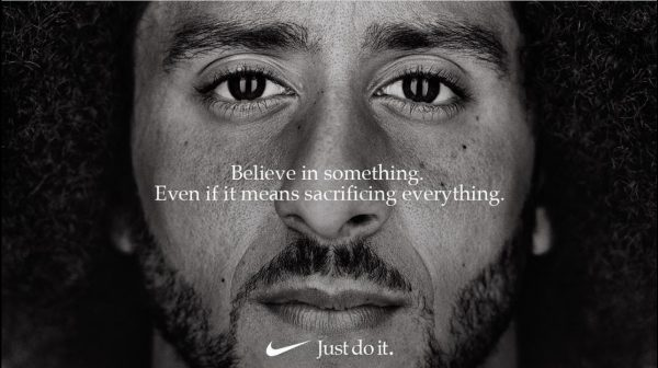 Nike Unveils New Colin Kaepernick Ad