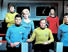 This week marks the 52nd anniversary of Star Trek.