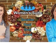 Happy Thanksgiving From Women's Suite!