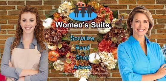 Women's Suite  Thanksgiving