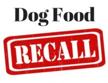 FDA says Dog Food Recalled over Potentially Toxic levels of Vitamin D.