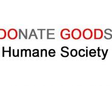 DOnate GOODs: Humane Society
