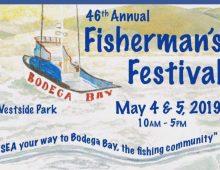 Bodega Bay Fisherman's Festival - May 4 & 5, 2019