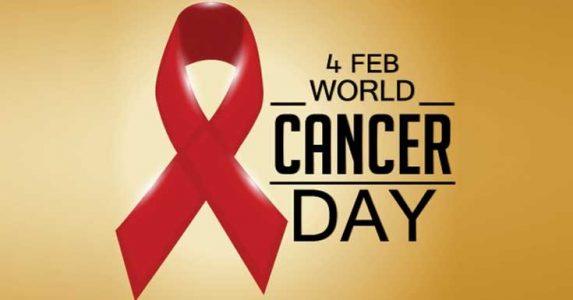 World Cancer Day - Every Year on 4 February.