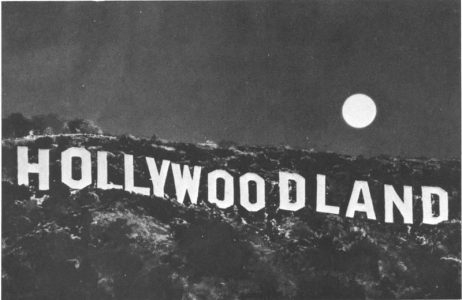 Throwback Thursday: What did the Hollywood sign originally say?