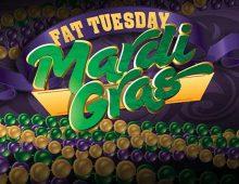 Mardi Gras or Fat Tuesday