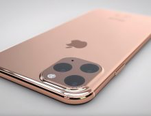 The new iPhones Triple Cameras.