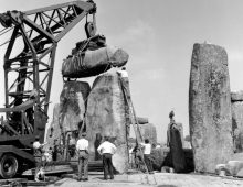 Stonehenge Missing Piece Returned From Florida After Removal 60 Years ago.