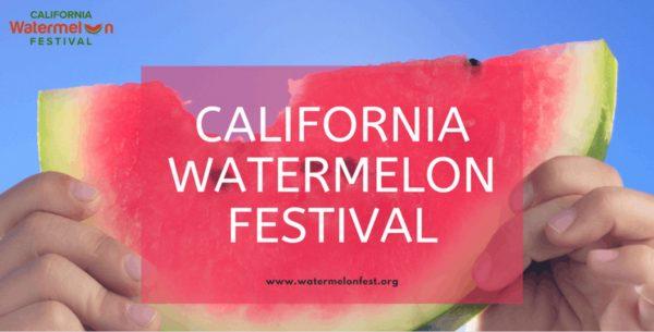 2019 CALIFORNIA WATERMELON FESTIVAL - Los Angeles' Hansen Dam Soccer Complex