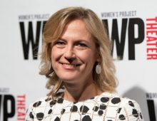 Ann Sarnoff named chair and CEO of Warner Bros. The first woman to run the studio.