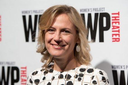 Ann Sarnoff named chair and CEO of Warner Bros. The first woman to run the studio..