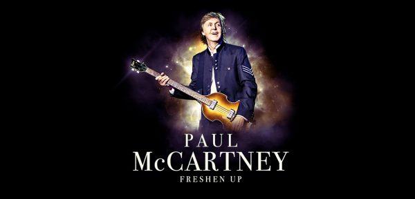 TONIGHT: Paul McCartney - San Jose • 8:00p SAP Center